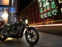 Harley-Davidson lanseaza un...