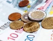 Cursul BNR a crescut cu 0,7 bani