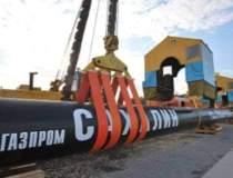 Actiunile Gazprom au scazut...