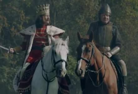 Campanie impotriva absenteismului. Spoturi TV cu Stefan cel Mare si Mihai Viteazul pentru a chema romanii la vot [VIDEO]