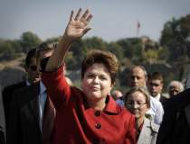 ALEGERI BRAZILIA. Dilma...