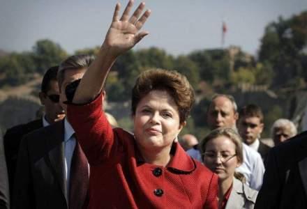 ALEGERI BRAZILIA. Dilma Rousseff, realeasa presedinta