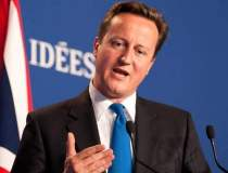 Premierul britanic, suparat...