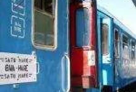 De la inceputul anului, 11 operatori feroviari privati au fost sanctionati, pentru neregulile depistate
