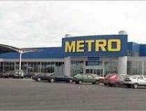 Metro, profit in scadere cu...