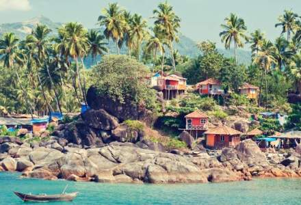 Calatorie memorabila pe drumul mirodeniilor: oprire in Goa, locul in care jungla intalneste cultura