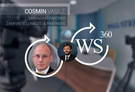 Litigiile, tot mai importante pentru avocati. Cosmin Vasile (ZRP), invitatul emisiunii WALL-STREET 360