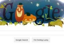 """Logo-ul Google, ,,costumat""""..."""
