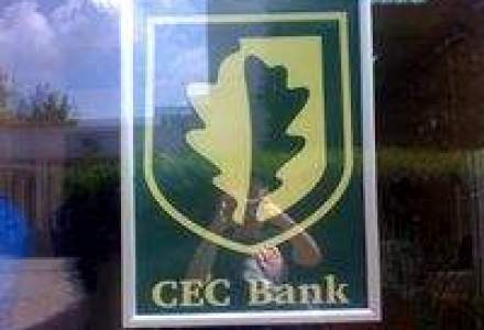 CEC Bank va da credite in lei pe 5 ani companiilor infiintate de tineri