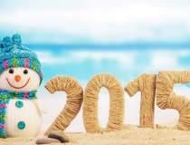Revelion 2015, pe plaja:...