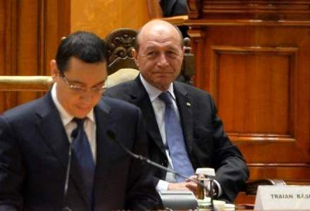 Basescu: Sper din tot sufletul ca Ponta sa piarda turul doi