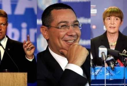 Ce sloganuri au ales candidatii prezidentiale. Cum ti se par?
