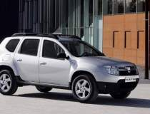 Sase Dacia Duster, trimise de...