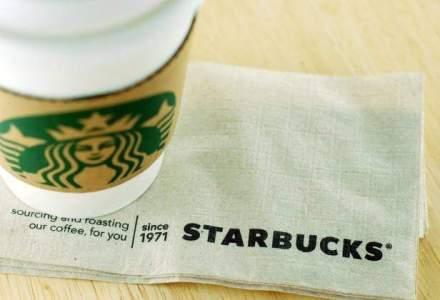 """Starbucks se reinventeaza: o noua aplicatie """"comanda si plateste"""" va fi lansata anul viitor"""
