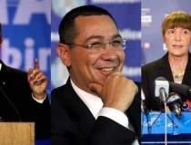 Primele sondaje: Ponta si...
