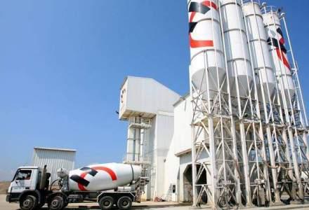 Vanzarile de ciment ale Holcim in Romania au crescut in primele noua luni ale anului