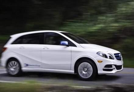 Mercedes foloseste tehnologia Tesla pentru a concura cu BMW pe piata masinilor electrice