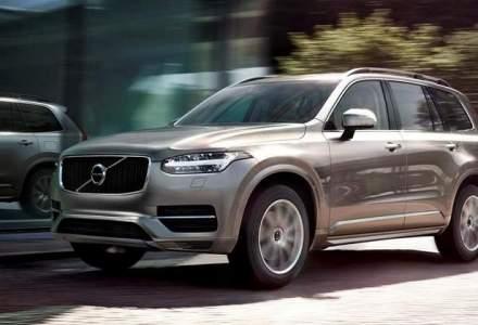Volvo a anunat preturile noului SUV XC90 pentru Romania
