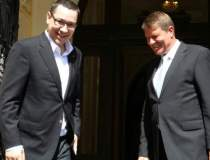 Victor Ponta: Domnul Iohannis...