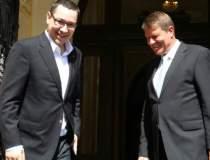 Victor Ponta: Domnul Iohannis...
