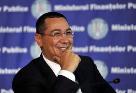 Victor Ponta ia in calcul variantele de premier Florin Georgescu si pe George Maior
