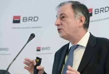 BRD si-a redus profitul la 20 milioane lei, dupa primele 9 luni, pe fondul provizioanelor din T3