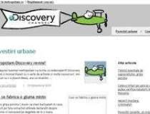 Discovery si Metropotam...
