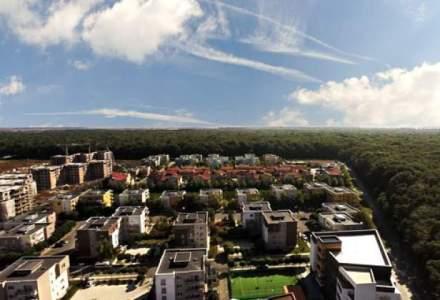 Impact inaugureaza in decembrie 3 blocuri noi in complexul rezidential Greenfield din Baneasa