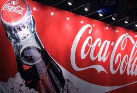 Vanzarile Coca-Cola in Romania au scazut cu doar 5% in trimestrul 3