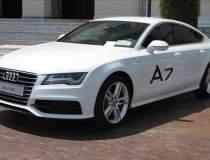 Luxul conduce: Audi, vanzari...