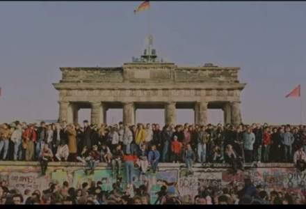 Caderea Zidului Berlinului, aniversata de Google printr-un filmulet emotionant