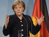 Merkel: Demolarea Zidului...