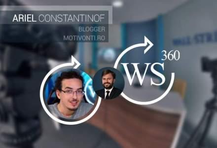 Ariel Constantinof, invitatul emisiunii WALL-STREET 360