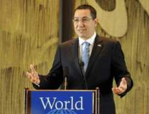 Ponta: Romania nu are gaze de...