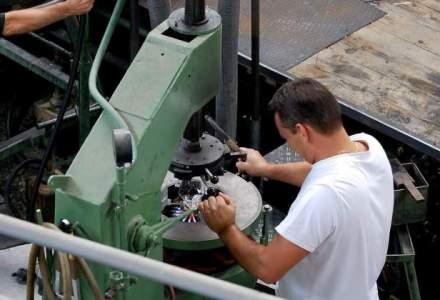 Productia industriala a avut un avans de 7,4% in primele noua luni