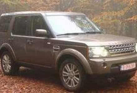 Trei modele noi Land Rover sunt disponibile in Romania