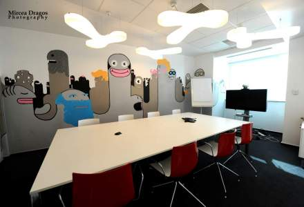 Un birou care decoleaza: cum lucreaza angajatii Discovery