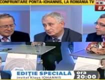 Dezbaterea Ponta-Iohannis, o...