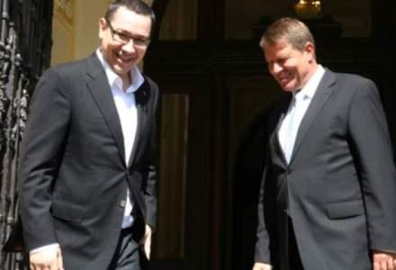 O noua confruntare Ponta-Iohannis, miercuri seara. Orban anunta participarea liderului ACL la o dezbatere pe B1TV