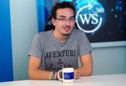 A fost exmatriculat din cauza unei postari pe blog si a ajuns sa faca 500 lei/zi din blogging. 10 lectii de la Ariel Constantinof