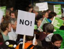 Protestele civile pe harta...