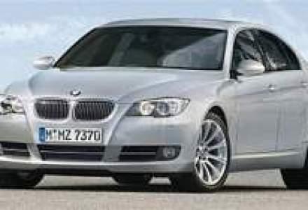 Noua generatie BMW Seria 5 va fi prezentata luna aceasta