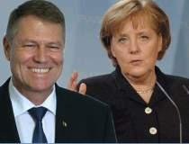 Angela Merkel, catre...