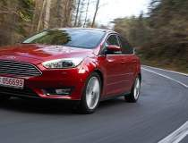Test cu noul Ford Focus, un...