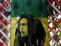 Familia lui Bob Marley...