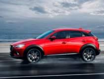Mazda CX-3, primele imagini...