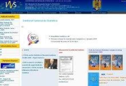 INS va lansa un portal web de culegere a datelor online