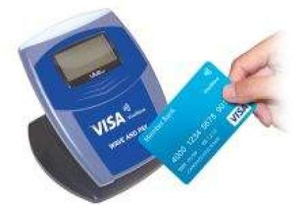 Visa mizeaza pe 6 mil. carduri contactless in Europa in 2009