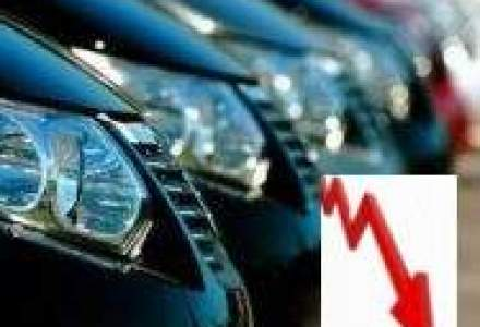 Piata auto, in declin cu 54% dupa primele 10 luni