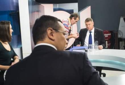 Rezultate finale BEC in Bucuresti: Iohannis - 57,33%, Ponta - 42,67%. Unanimitate la nivelul sectoarelor pentru Iohannis